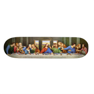 Last Supper Skateboard