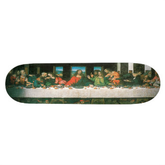 Last Supper Skateboard