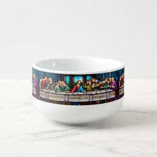 """""""Last Supper Soup Mug"""" Soup Mug"""