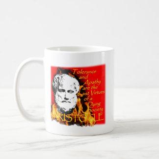 Last Virtues Coffee Mug