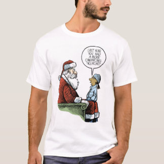 Last Year Santa T-Shirt