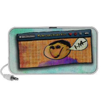 LastFM -- Audio Bliss -- Ha!!! Portable Speakers