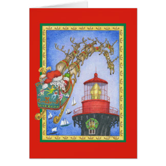LastStop Lighthouse Card