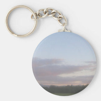 Late Afternoon 2 Key Ring