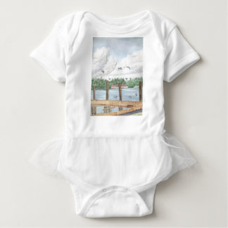 Late Afternoon Baby Bodysuit