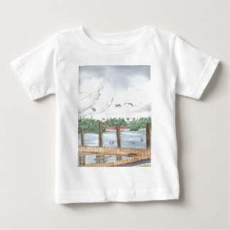 Late Afternoon Baby T-Shirt