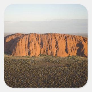 Late Afternoon Light on Uluru / Ayers Rock, Stickers
