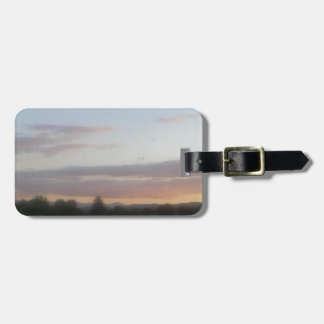 Late Afternoon Luggage Tag
