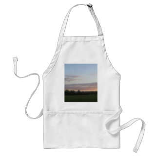 Late Afternoon Standard Apron