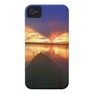 Late Afternoon Sunset iPhone 4 Cover
