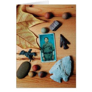 late autumn days card