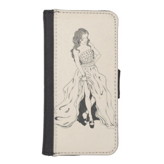 Late Night Royals IPhone5S Wallet Case
