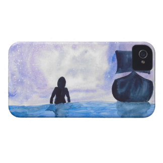 Late Night Swim Case-Mate iPhone 4 Cases