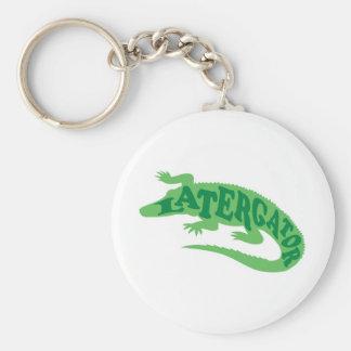 Later Gator Key Ring
