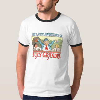 Latest Adventures of Foxy Grandpa Shirt