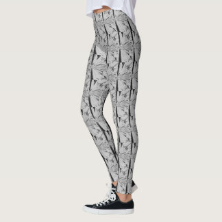 Latest Silver Colorful  Events Special Occasions Leggings
