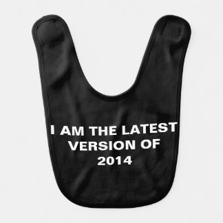 Latest Version Funny Baby Bib