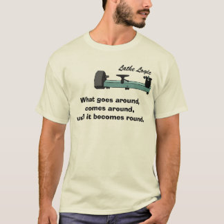 lathe logic 1 T-Shirt