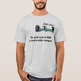 lathe logic 2 T-Shirt