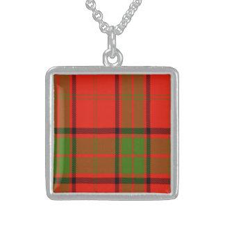 Latimer Scottish Tartan Necklaces