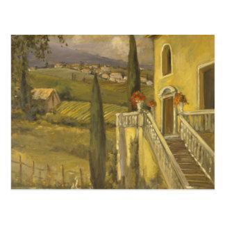 Latin Calm II Postcard