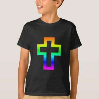 Latin (Christian) Cross T-Shirt