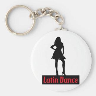 Latin Dance Keychain