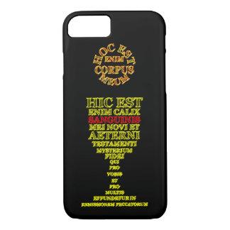 Latin Eucharist iPhone 8/7 Case