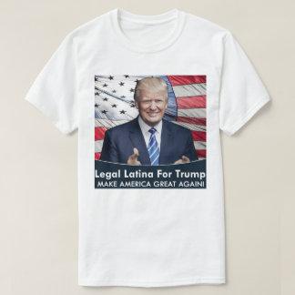 Latina For Trump Shirt