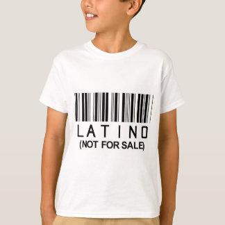 Latino Barcode T-Shirt
