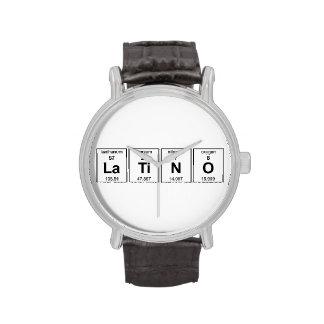 LaTiNO Watch
