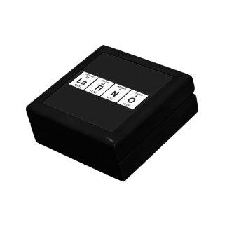LaTiNO Gift Box