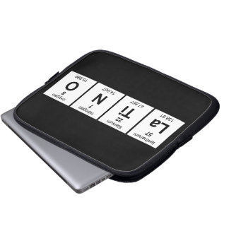 LaTiNO Laptop Sleeve
