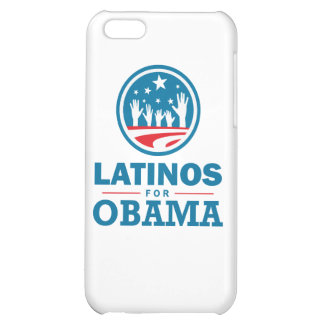 Latinos for Obama Cover For iPhone 5C