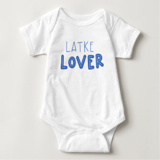 Latke Lover Baby & Toddler Baby Bodysuit