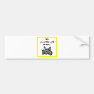 latkes bumper sticker