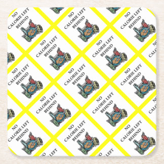 latkes square paper coaster