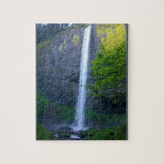 Latourell Falls Jigsaw Puzzle