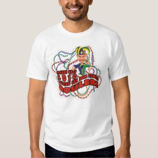 Latssez Les Bon Temps T Shirt