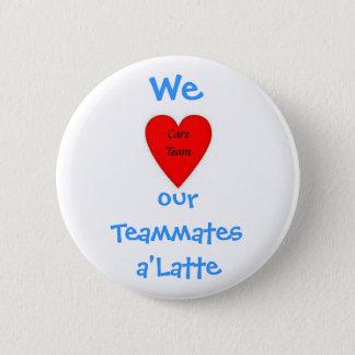 Latte 1 Updated 6 Cm Round Badge