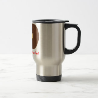 Latte Goddess Travel Mug