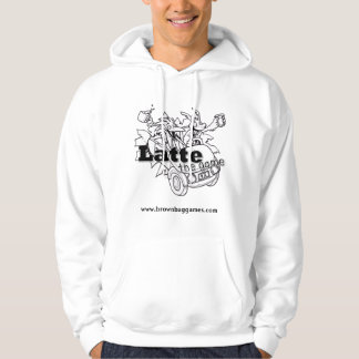 Latte Hooded Pullovers
