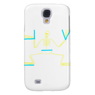 Latter-Day Saint Skeleton Samsung Galaxy S4 Covers