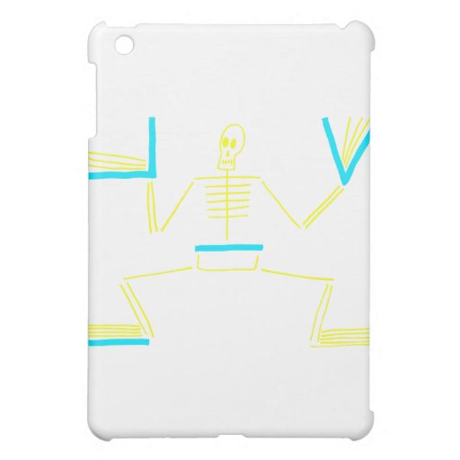 Latter-Day Saint Skeleton iPad Mini Case