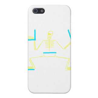 Latter-Day Saint Skeleton iPhone 5 Cases