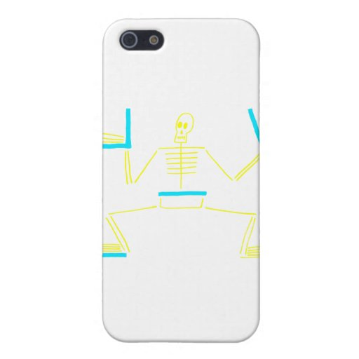Latter-Day Saint Skeleton iPhone 5 Cases