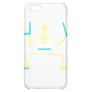 Latter-Day Saint Skeleton Case For iPhone 5C