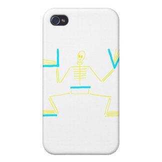 Latter-Day Saint Skeleton iPhone 4 Case