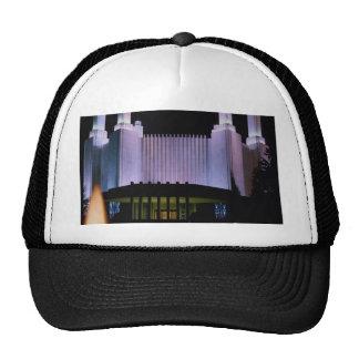 Latter-Day Saints temple in Washington, D.C., U.S. Mesh Hat