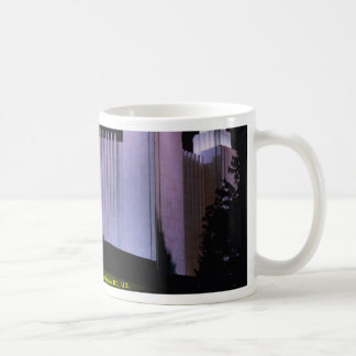 Latter-Day Saints temple in Washington, D.C., U.S. Coffee Mugs